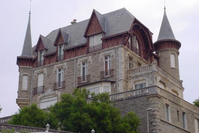 immobilier cote basque